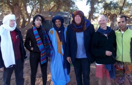 Mrs Mézy, Toutain, Jeannerat et les frères el Aamari
