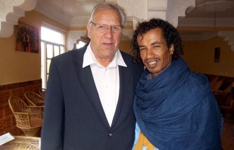 Novembre 2012 - Mr Mezy & Tahar el Ammari