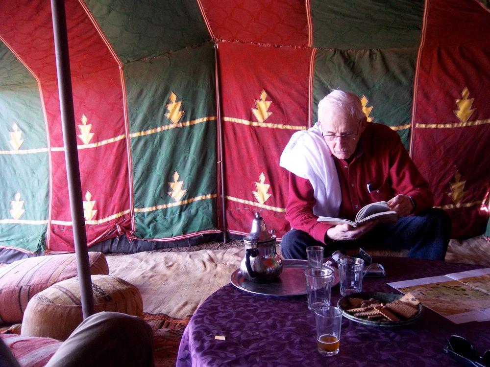 Novembre 2012 - Mr Toutain au travail