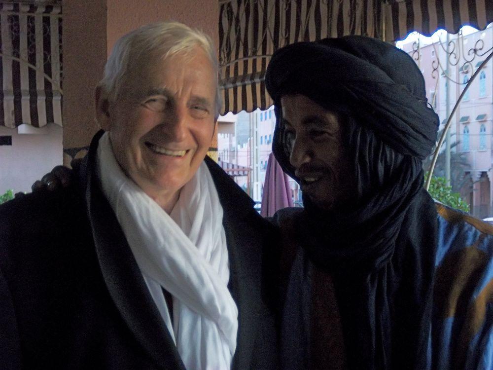 Novembre 2012 - Mr Toutain & Tahar el Ammari