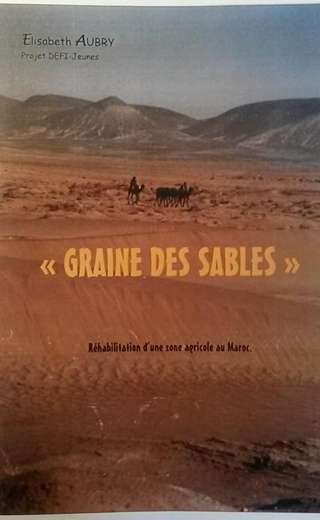 projet graine des sables2004